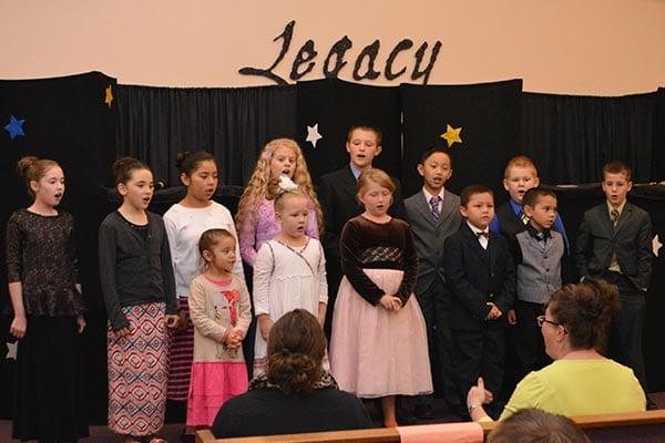 Children's Church - Oregon City United Pentecostal Church