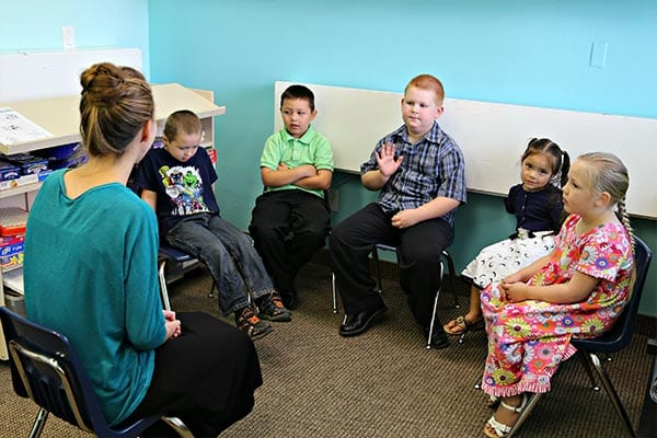 Kindergarten - Oregon City United Pentecostal Church