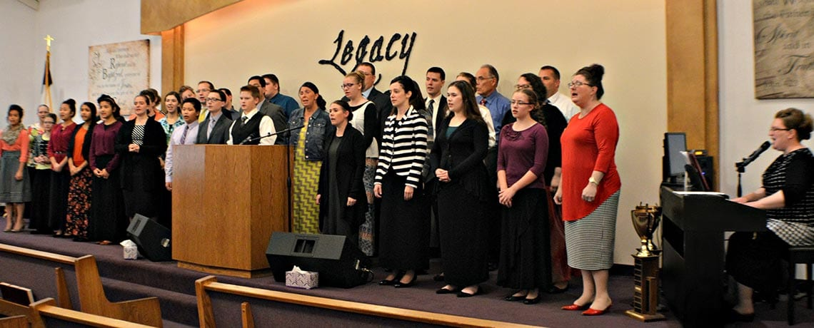 Music - Oregon City United Pentecostal Church
