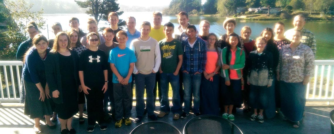 Youth Ministry - Oregon City United Pentecostal Church